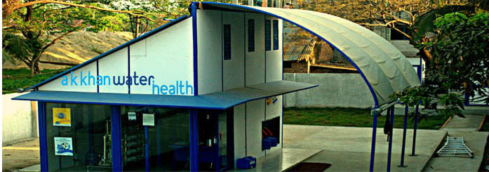 A K Khan WaterHealth (Bangladesh) Ltd.
